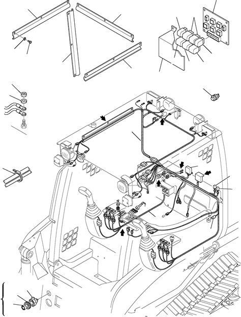 C248C6 Wiring Diagram Komatsu Ck 30